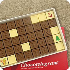 Chocotelegram®