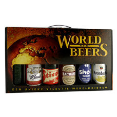 bierpakket World of beers
